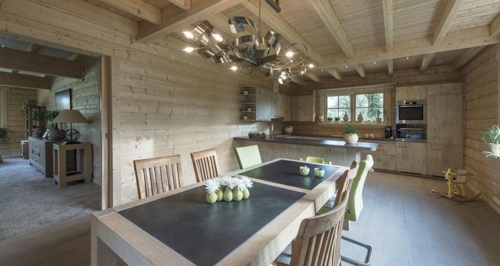 Maisons en bois massif  6