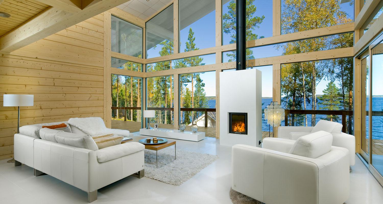 Maisons à ossature bois  8