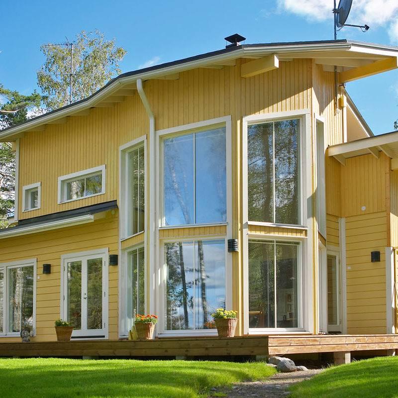 Constructeur de maison en bois massif en Alsace et Lorraine  4