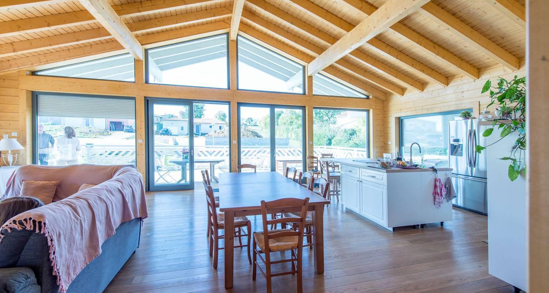 Constructeur de maison en bois massif en Alsace et Lorraine  7