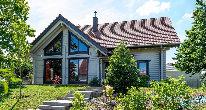 Constructeur de maison en bois massif en Alsace et Lorraine