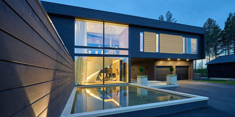 Constructeur de maison moderne en bois massif en Alsace et Lorraine  0