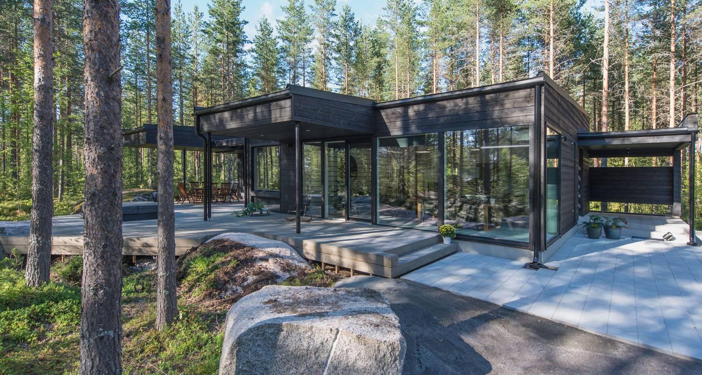 Constructeur de maison moderne en bois massif en Alsace et Lorraine  9