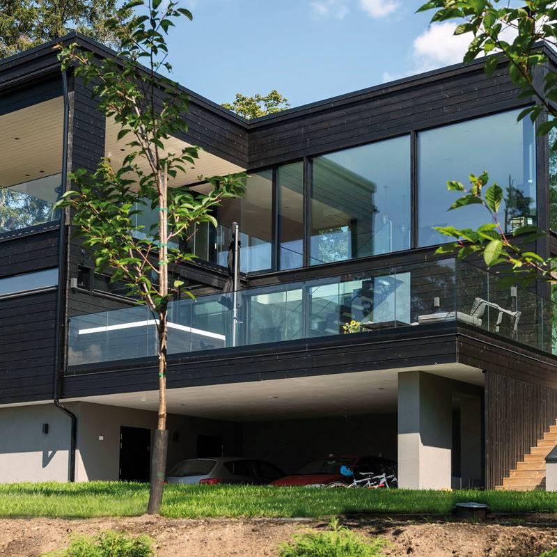 Constructeur de maison moderne en bois massif en Alsace et Lorraine  3