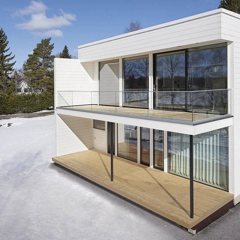 Constructeur de maison moderne en bois massif en Alsace et Lorraine  4