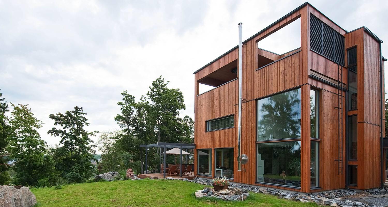Constructeur de maison moderne en bois massif en Alsace et Lorraine  5