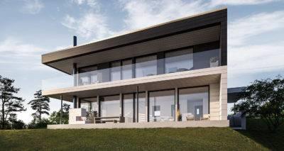 Constructeur de maison moderne en bois massif en Alsace et Lorraine  6