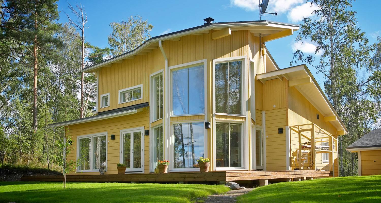 Maisons en bois massif  3