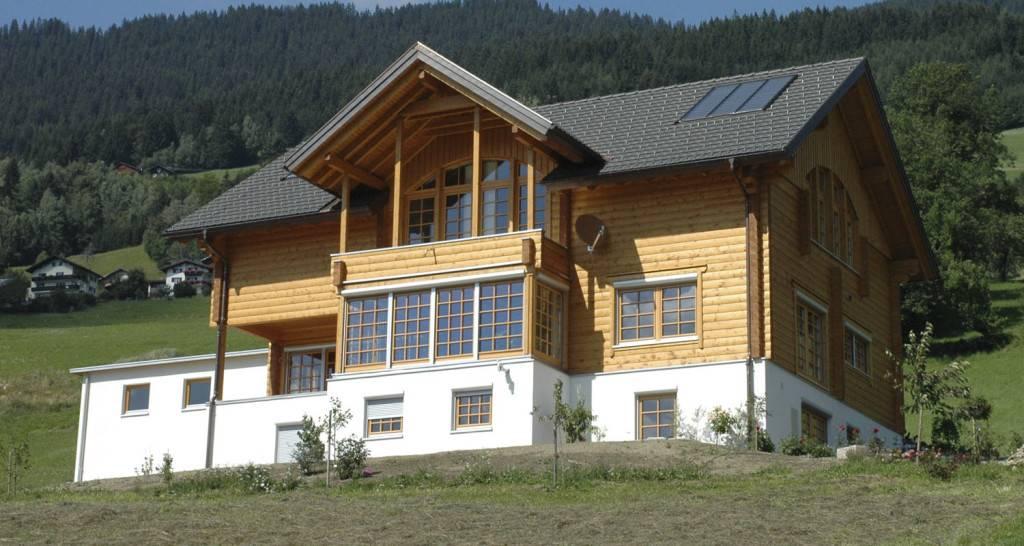Maisons en bois massif  4