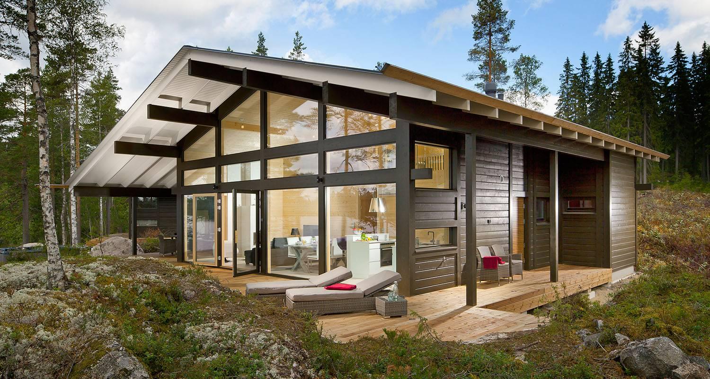 Maisons à ossature bois  0