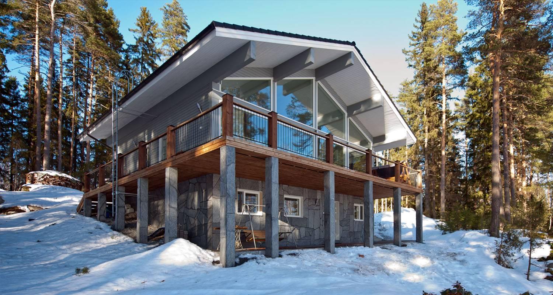 Maisons à ossature bois  2