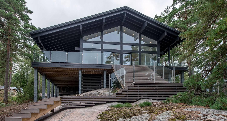 Maisons à ossature bois  4