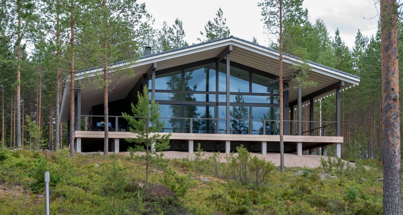 Maisons à ossature bois  6