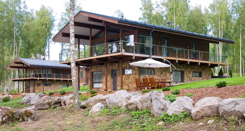 Maisons à ossature bois  7